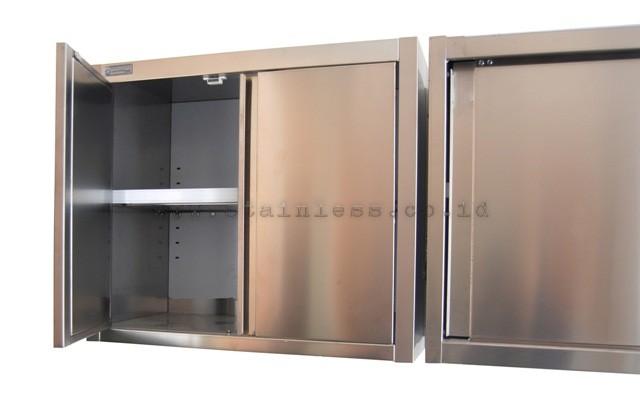Produsen Kitchen Set Stainless Kontraktor Stainless